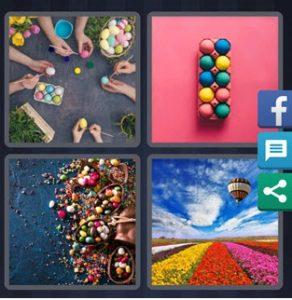 4 Pics 1 Word Easter Daily Bonus April 21 2020