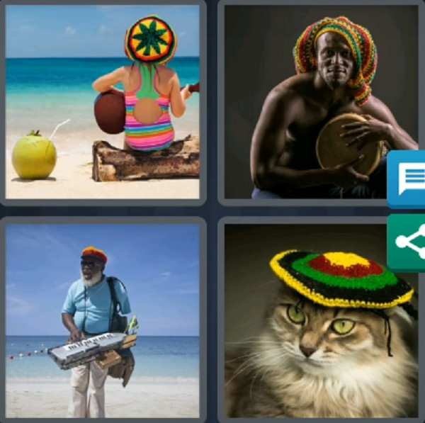 4 Pics 1 Word Daily Puzzle Answer May 24