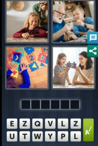 4 Pics 1 Word May 18 2020 daily puzzle answer
