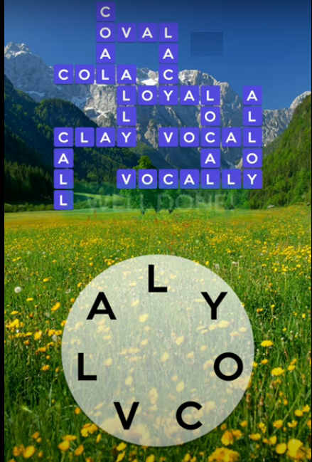 Wordscapes May 3 2020 daily puzzle answers