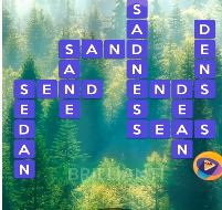 Wordscapes July 17 Daily puzzle