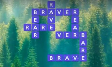 Wordscapes Puzzle July 10