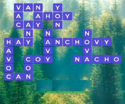 Wordscapes Puzzle July 11