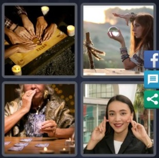 4 Pics 1 word bonus puzzle October 13 2020