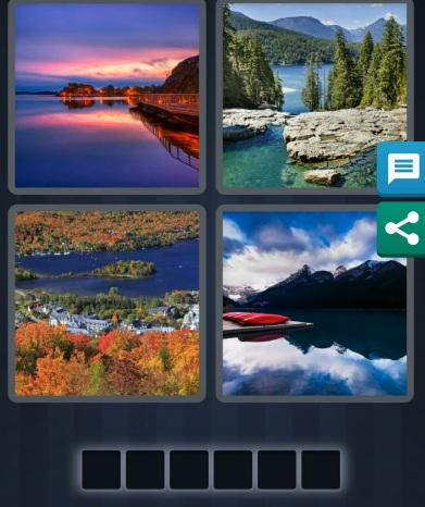 4 Pics 1 word bonus