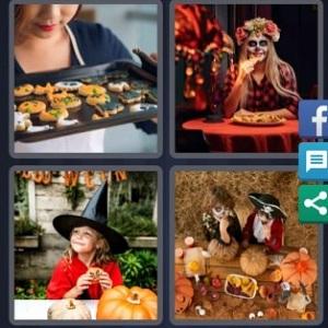 4 Pics 1 word, 4 Pics 1 word October 13 2020