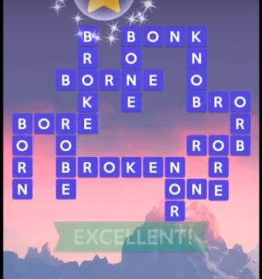 Wordscapes November 27 2020