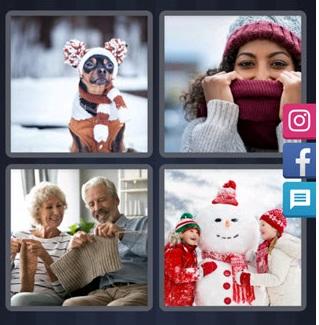 4 Pics 1 word December 29 2020