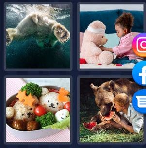 4 Pics 1 Word March 1 2021