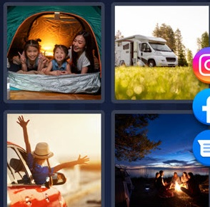 4 Pics 1 Word March 11 2021 answers