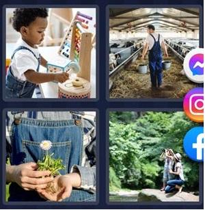 4 Pics 1 Word bonus May 1 2021