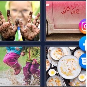4 Pics 1 Word bonus puzzle answer May 28 2021