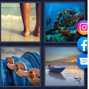 4 Pics 1 Word June 20 2021