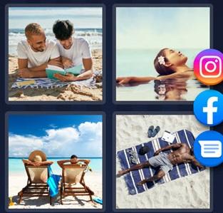 4 Pics 1 Word bonus puzzle June 16 2021