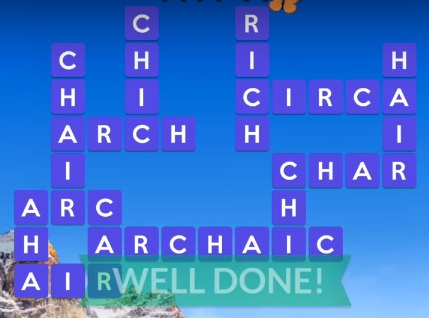 Wordscapes June 16 2021 answers