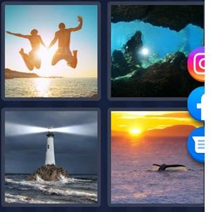 light - 4 Pics 1 word bonus June 13 2021