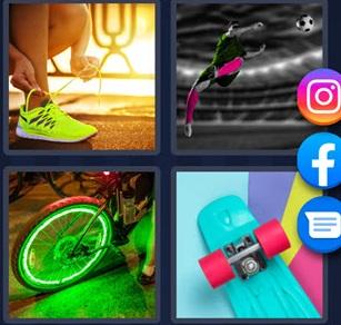 4 Pics 1 Word bonus puzzle July 8 2021
