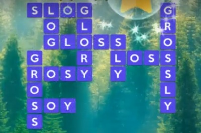 Wordscapes July 2 2021